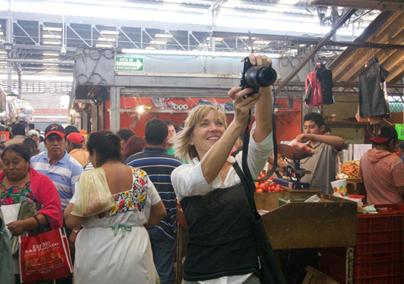 Lucas de Galvez Market in Merida