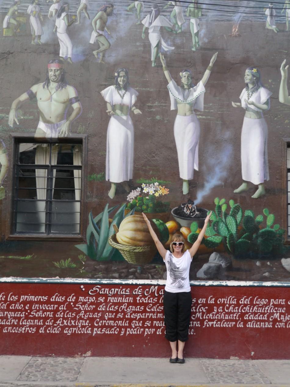 Mural In Ajijic
