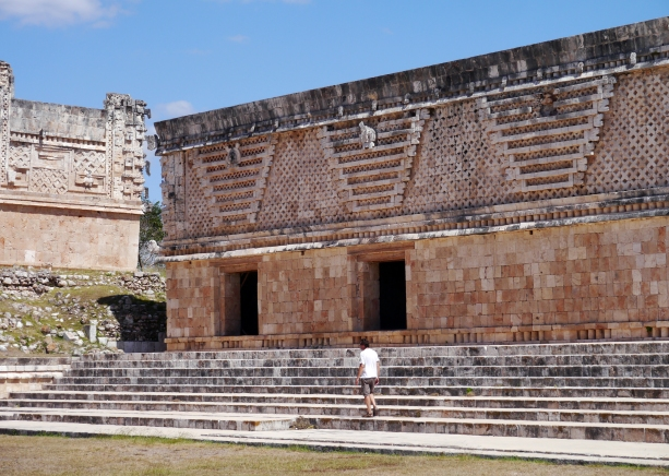 As a World Heritage site, Uxmal is one of the best-restored and maintained archaeological sites in the Yucatán