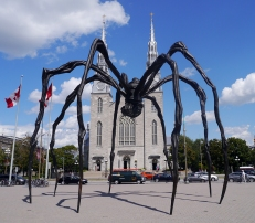 Louise Bourgeois at National Art Gallery