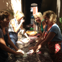 Mastering the dough in Merida
