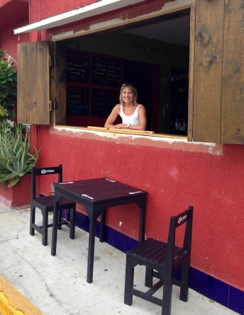 Mango Cafe on Isla Mujeres