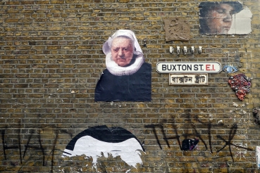 near Brick Lane