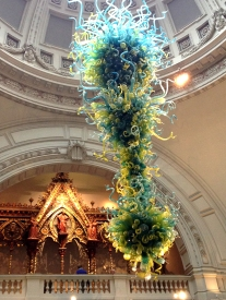 Chihuly at the V&A