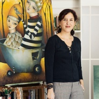 Meet the Artist: Viviana Hinojosa