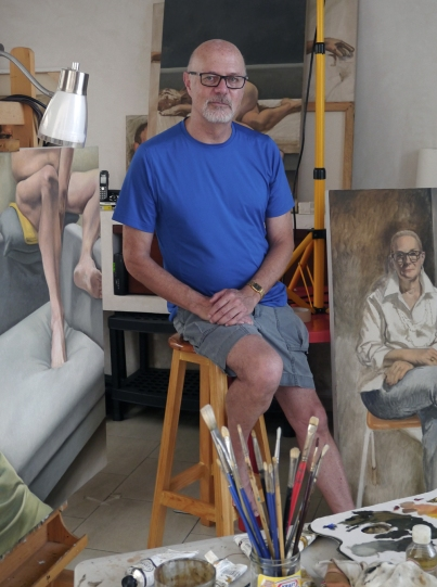 David Aldrich 2015 Artist Studio Tour