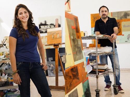 Emilio y Samia