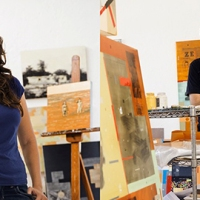 Meet the Artists: Emilio Said & Samia Farah
