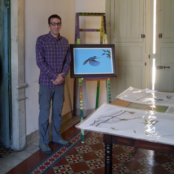 Ivan Gabaldon 2015 Artist Studio Tour