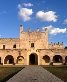 Convent at Valladolid