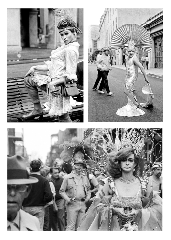 3 of 33 Mardi Gras photographs; Portfolio Edition of 9 ©Ric Kokotovich