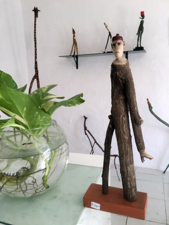 Sculptures by Jorge Guerra
