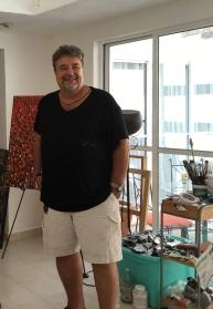 Painter Kreso Cavlovic