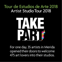 2018 Merida Artist Studio Tour