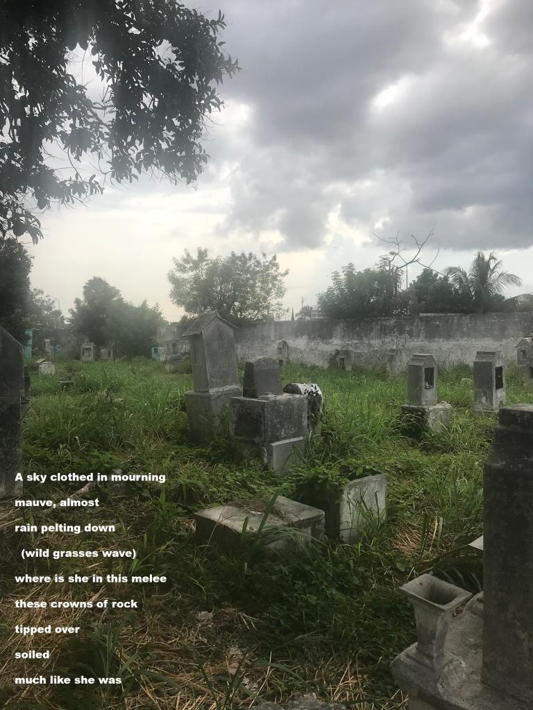 cemetery in Merida Yucatan Mexico
